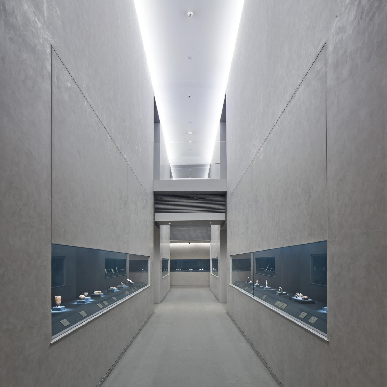 震旦博物馆 三楼历代玉器展厅