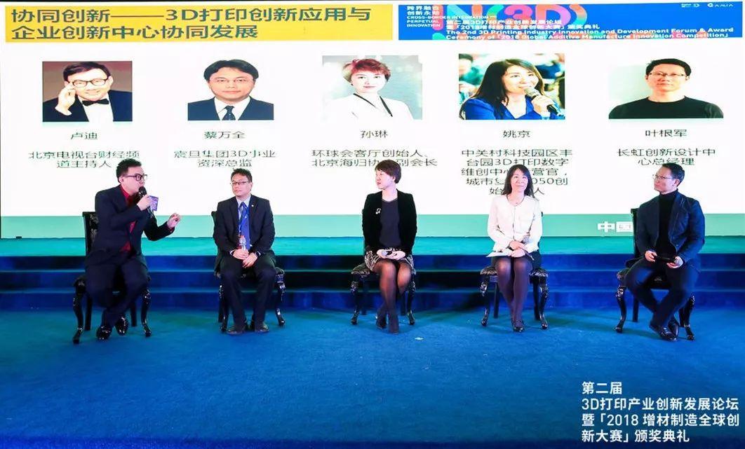 从左到右依次是:卢迪、蔡万全、孙琳、姚京、叶根军