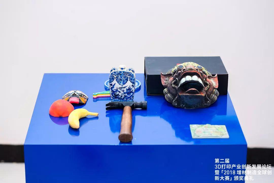 震旦集团3D事业展品