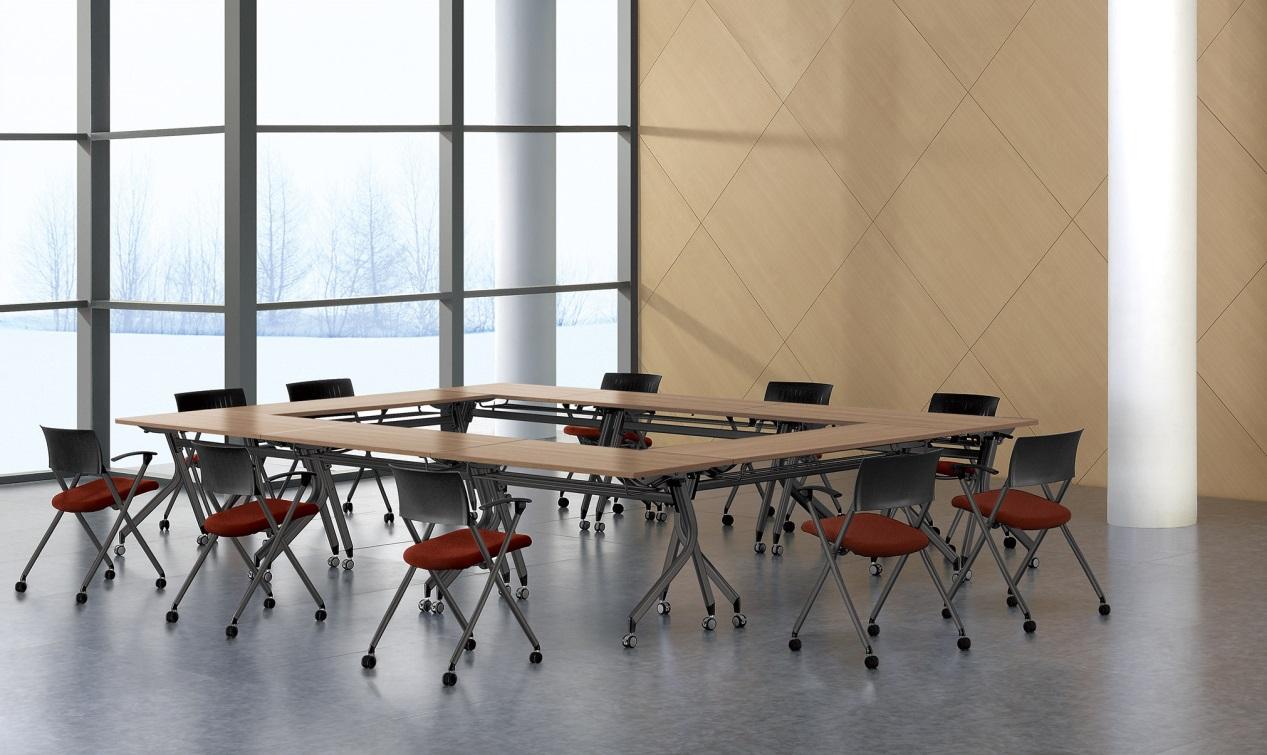 培训空间(培训桌椅类商品)