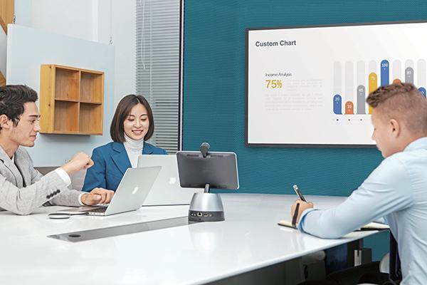 """震旦CoLink提供""""云+AI+终端设备+办公家具""""高效协作办公体验"""