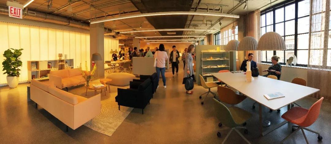 Muuto展厅 (图片来源:震旦创新中心)